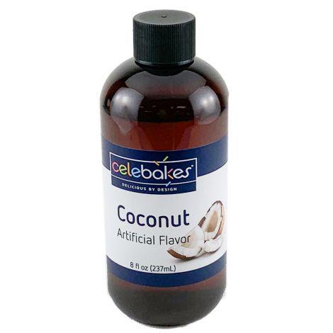Coconut Flavor 8 oz