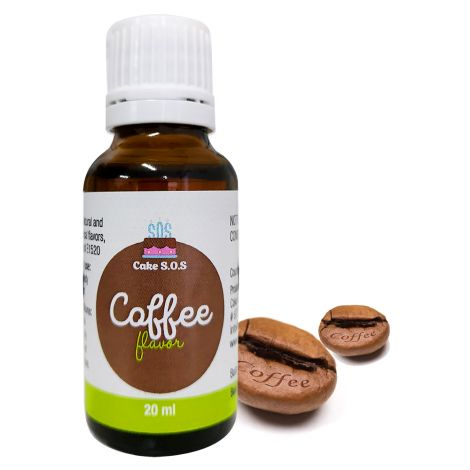 Coffee Flavor, 20 ml