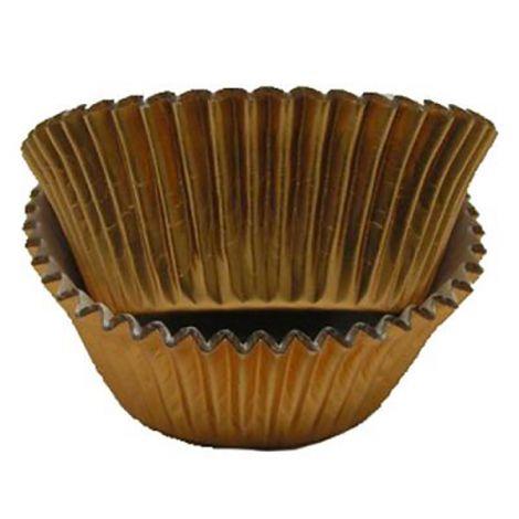 Copper Foil Mini Baking Cups, 500 ct.