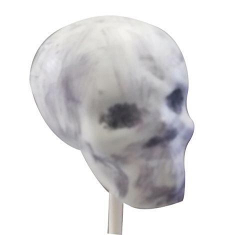 Cp Press & Mold - Skull Pkg/3
