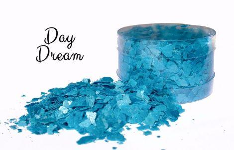Edible Flakes - Day Dream Blue