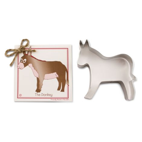Donkey Cookie Cutter 3-3/4""