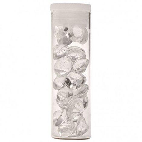 Edible Diamonds - Clear 10 mm