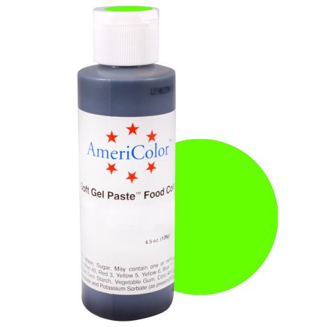 Americolor Electric Green 4.5 oz