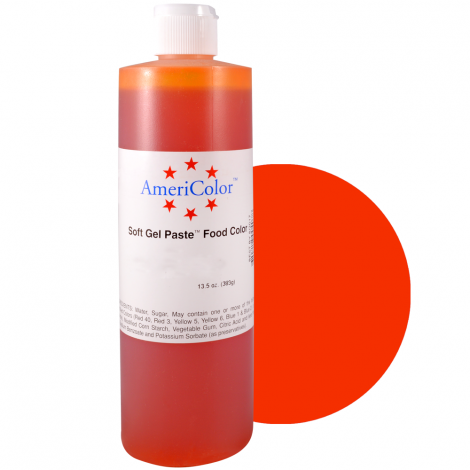 Americolor 13.5oz Electric Orange