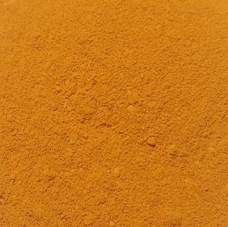 Elite Color Exotic Orange Dust, 2.5 grams