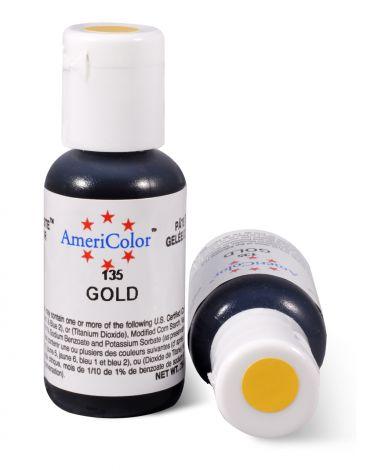 Americolor Gold 3/4 oz