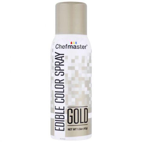 Edible Gold Spray - 1.5 oz.