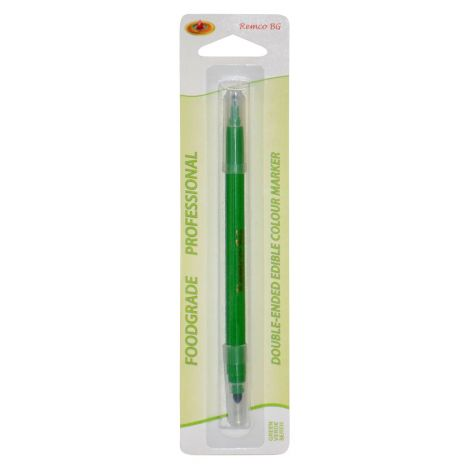 Decorating Pen Double Ended - Green
