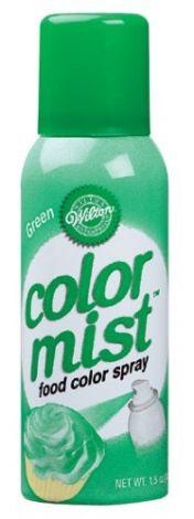 Green Color Mist