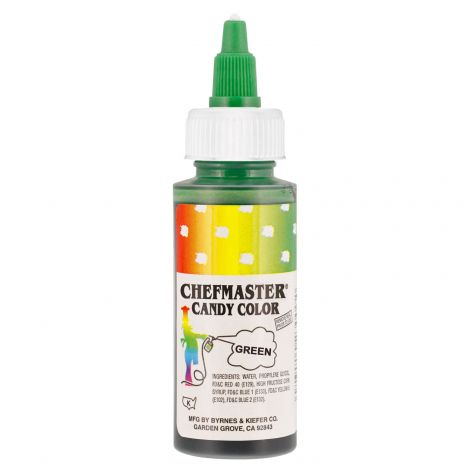 Liquid Candy Color Green - 2 oz.