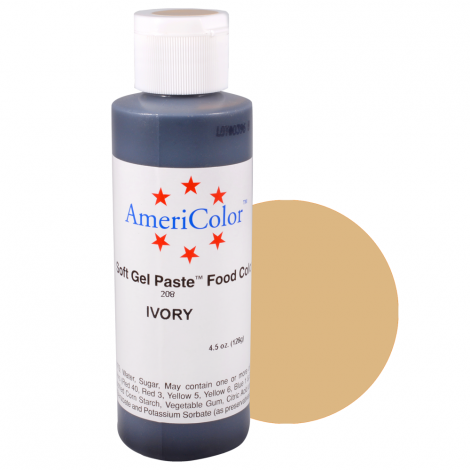 Americolor 4.5 oz Ivory