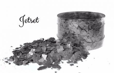Edible Flakes - Jet Set