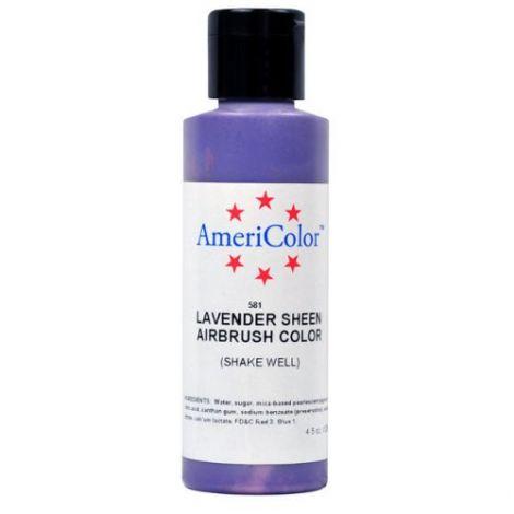 Amerimist Airbrush Color Lavender Metalic Sheen 4.5 oz