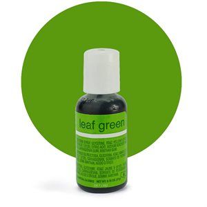 Liqua-Gel Food Color Leaf Green .70 oz