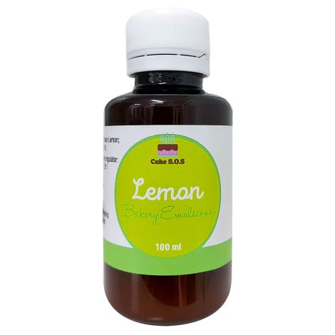 Lemon Emulsion, 100 ml