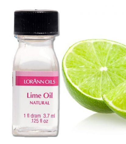 1 Dram Lorann - Lime Oil