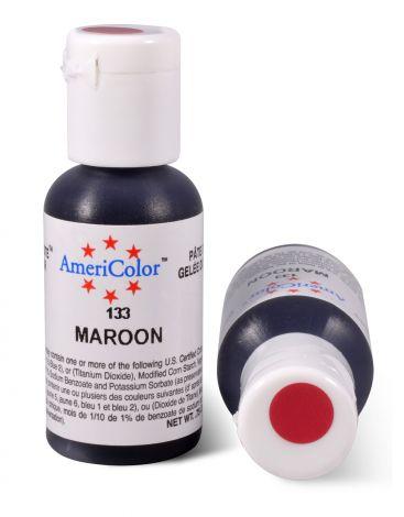 Americolor Maroon 3/4 oz
