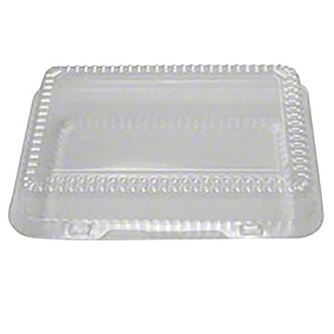 "Medium Size Hinge Container 9 3/8"" x 6 3/4"" x 2 5/8"", 100 ct"