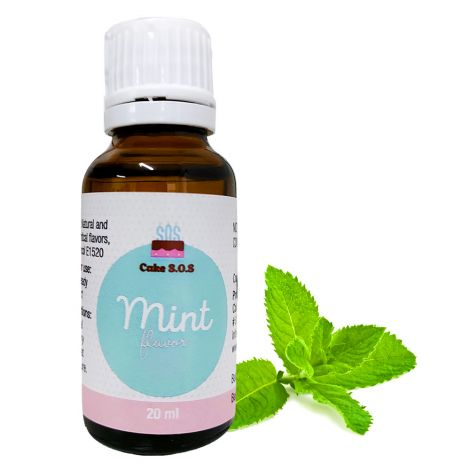 Mint Flavor, 20 ml