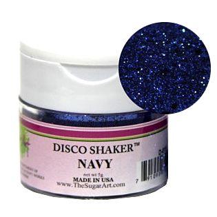 Disco Shaker Navy, 5 grams