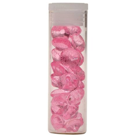 Edible Diamonds - Baby Pink 6 mm