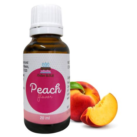 Peach Flavor, 20 ml