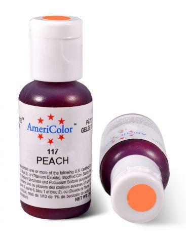 Americolor Peach 3/4 oz