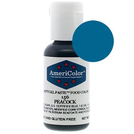 Americolor Peacock 3/4 oz