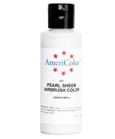 Amerimist Airbrush Color Pearl Metalic Sheen 4.5 oz