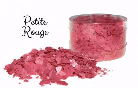 Edible Flakes - Petite Rouge