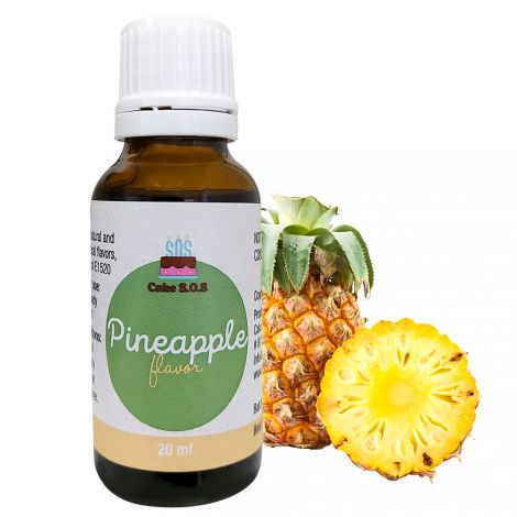 Pineapple Flavor, 20 ml