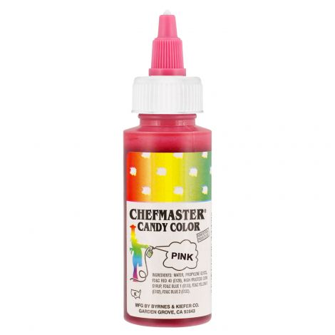 Liquid Candy Color Pink - 2 oz.