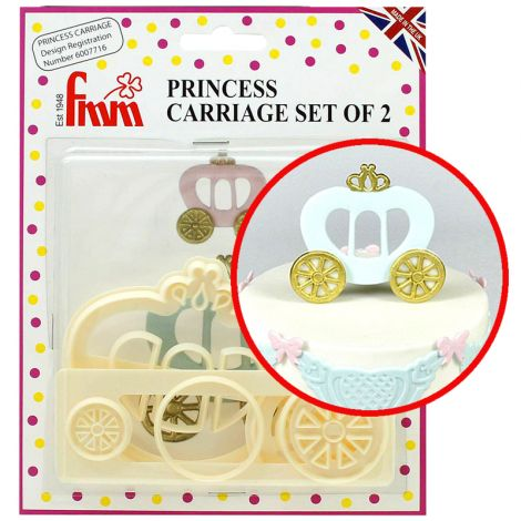 Princess Carriage Cutter Set
