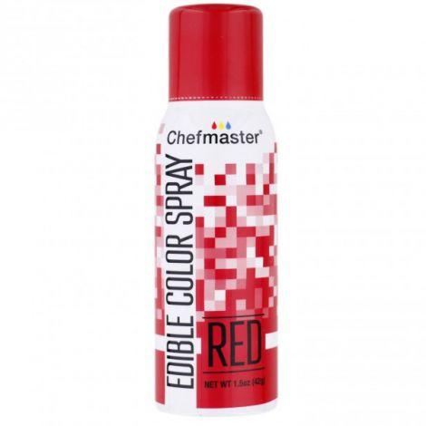 Edible Red Spray - 1.5 oz.