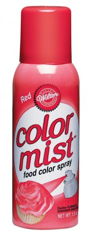 Red Color Mist