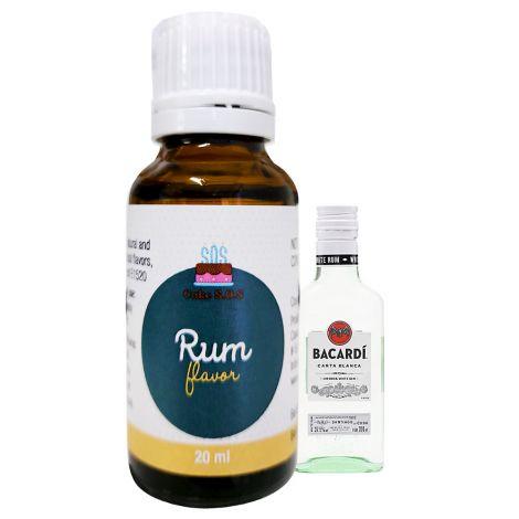 Rum Flavor, 20 ml