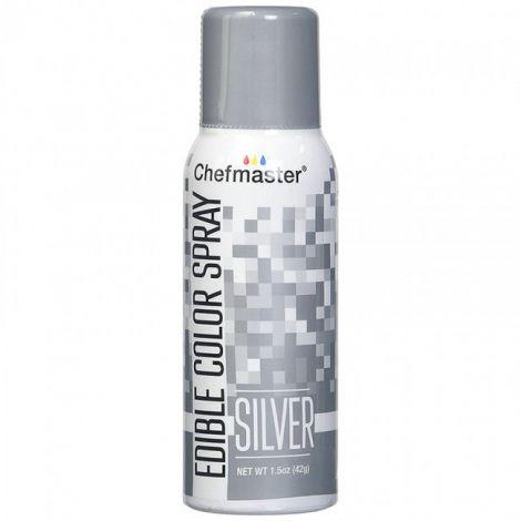 Edible Silver Spray - 1.5 oz.