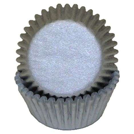 Silver Baking Cups, 500 ct.