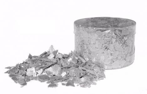 Edible Flakes - Silver Moon