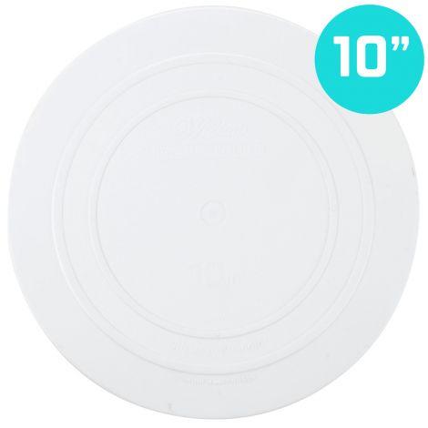 "10"" Smooth Edge Round Separator Plate"