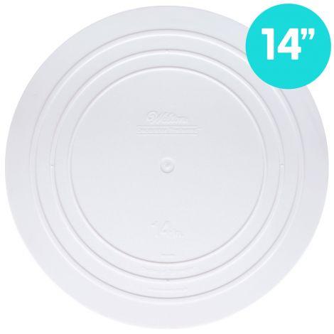 "14"" Smooth Edge Round Separator Plate"