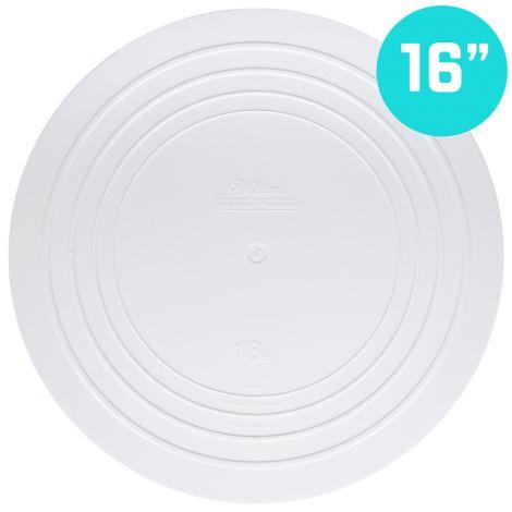 "16"" Smooth Edge Round Separator Plate"