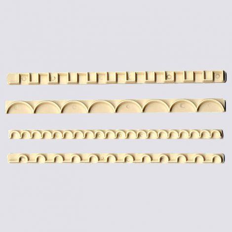 Straight Frill 9 - 12