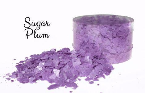 Edible Flakes - Sugar Plum