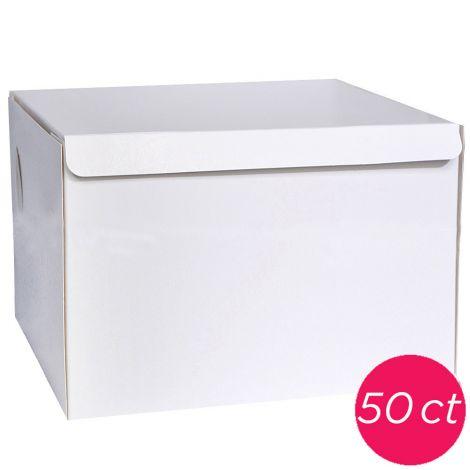 14x14x8 Tall Box, 50 ct