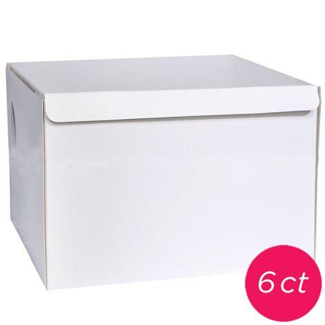 10x10x8 Tall Box, 6 ct