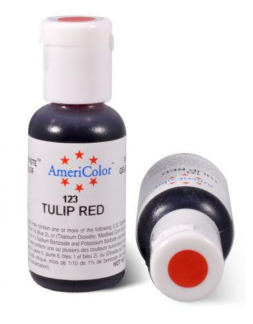 Americolor Tulip Red 3/4 oz