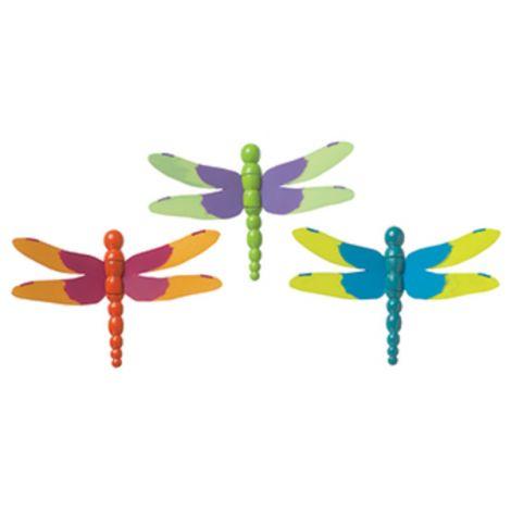 3D Dragonflies, Cupcake Pics, 6 ct.
