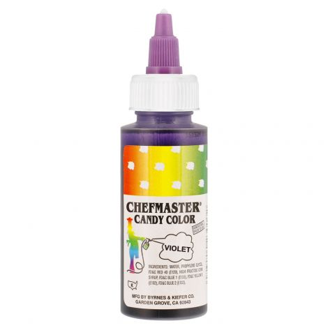Liquid Candy Color Violet - 2 oz.